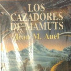Libros de segunda mano - LOS CAZADORES DE MAMUTS - JEAN M. AUEL - 56748425