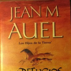 Libros de segunda mano: LOS REFUGIADOS DE PIEDRA - JEAN M. AUEL QUINTO LIBRO DE LA SAGA. Lote 56748535