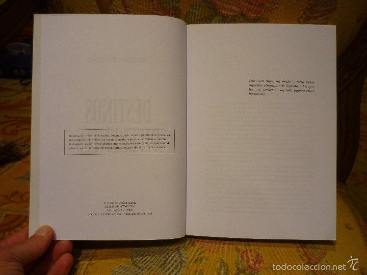 Libros de segunda mano: DESTINOS DIFERENTES, DE NICANOR ROZADA. 1ª EDICIÓN 2.000. AMBIENTADA EN LA GUERRA CIVIL Y REVOLUCIÓN - Foto 5 - 56819819