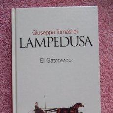 Libros de segunda mano: EL GATOPARDO CLASICOS DEL SIGLO XX 5 EL PAIS 2003 GIUSEPPE TOMASI DI LAMPEDUSA (2). Lote 57513325