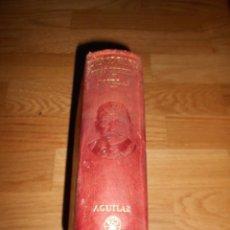 Libros de segunda mano: OBRAS COMPLETAS II EPISODIOS NACIONALES II PEREZ GALDOS 1944 AGUILAR. Lote 57714069