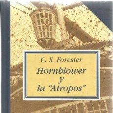 Libri di seconda mano: C.S. FORESTER. HORNBLOWER Y LA ATROPOS. EDHASA. Lote 57756341