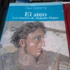 Libros de segunda mano: EL ATEO. PAUL DOHERTY. Lote 57967838