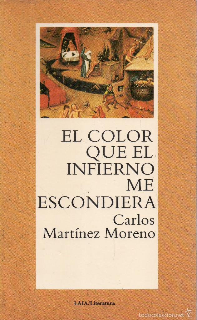 vesiv libro el color que el infierno me escondi - Comprar Libros de ...