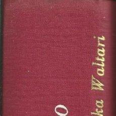 Libros de segunda mano: MARCO EL ROMANO. WALTARI, MIKA. PLAZA JANES . COL NOVELISTAS DEL DIA 3ª EDICION BARCELONA 1961. Lote 58215488