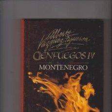 Libros de segunda mano: ALBERTO VAZQUEZ FIGUEROA - CIENFUEGOS IV - PLAZA & JANES 1990. Lote 58266396