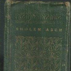 Libros de segunda mano: MOISÉS. (NOVELA). TRADUCIDA DEL INGLÉS POR MANUEL GURREA. - ASCH, SHOLEM. BUENOS AIRES 1952.NUMERADA. Lote 58367601