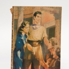 Libros de segunda mano: LOS ULTIMOS DIAS DE POMPEYA - BULWER LYTTON 1950 - 1ª EDICION. Lote 58375193