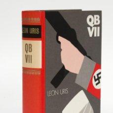 Libros de segunda mano: QB VII - LEON URIS - CIRCULO DE LECTORES. Lote 58426374