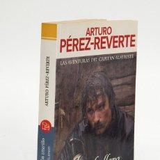 Libros de segunda mano: EL CABALLERO DEL JUBON AMARILLO - ARTURO PEREZ REVERTE - SANTILLANA 2006. Lote 58426851