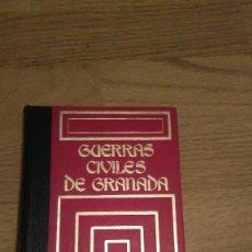 Libros de segunda mano: GUERRAS CIVILES DE GRANADA, GINES PEREZ DE HITA. Lote 58657159