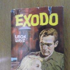 Libros de segunda mano: EXODO - LEON URIS.. Lote 58680579