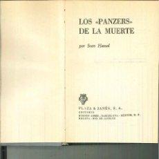 Libros de segunda mano - LOS PANZERS DE LA MUERTE. Sven Hassel - 59525275