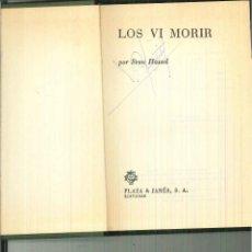 Libros de segunda mano - LOS VI MORIR. Sven Hassel - 59525611