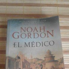 Libros de segunda mano: EL MÉDICO - NOAH GORDON. Lote 59632827