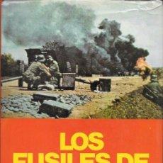 Libros de segunda mano: LOS FUSILES DE LEÓNIDAS - JOSEPH L. HEIDE - EDICIONES PETRONIO - 1ª EDICIÓN - 1979. Lote 61740044