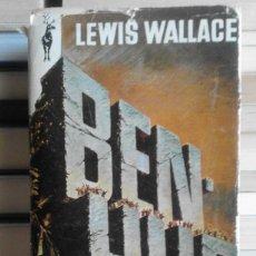 Libros de segunda mano: BEN-HUR - LEWIS WALLACE. Lote 60117583