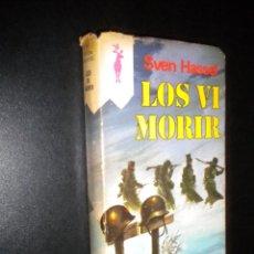 Libros de segunda mano - los vi morir / sven hassel - 61010775