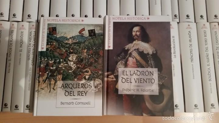 LO MEJOR DE LA NUEVA NOVELA HISTORICA (41 LIBROS) (Libros de Segunda Mano (posteriores a 1936) - Literatura - Narrativa - Novela Histórica)