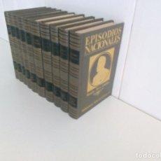 Libros de segunda mano: PÉREZ GALDÓS-LOS EPISODIOS NACIONALES-1ª SERIE.. Lote 129084114