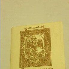 Libros de segunda mano: EL PATRAÑUELO. TIMONEDA, JUAN. Lote 62352776