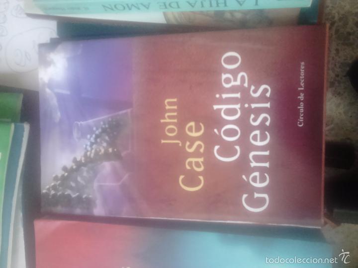 CÓDIGO GÉNESIS. JOHN CASE (Libros de Segunda Mano (posteriores a 1936) - Literatura - Narrativa - Novela Histórica)
