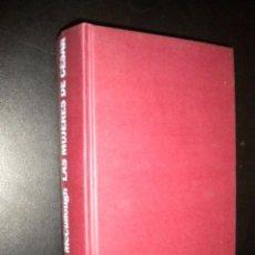 Libros de segunda mano: LAS MUJERES DE CESAR / COLLEEN MCCULLOUGH. Lote 63110892