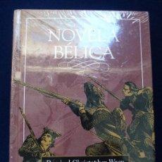 Libros de segunda mano: NOVELA BÉLICA. SIN ABRIR. PRECINTADO. GESTE. Lote 63896463