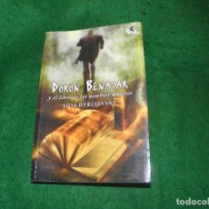 Libros de segunda mano: DORON BENATAR Y EL LIBRO DE LOS NOMBRES MUERTOS. Lote 64177735