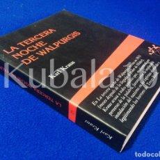 Libros de segunda mano: LA TERCERA NOCHE DE WALPURGIS · KARL KRAUS · . Lote 64351575