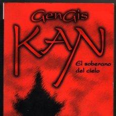 Libros de segunda mano: GENGIS KAN - PAMELA SARGENT *. Lote 65832442