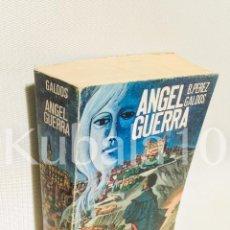Libros de segunda mano: ANGEL GUERRA ·· BENITO PEREZ GALDOS · ED. HERNADO. Lote 66444674