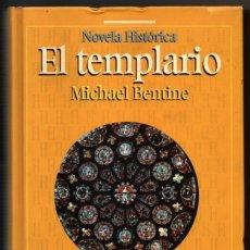 Libros de segunda mano: EL TEMPLARIO - MICHAEL BENTINE *. Lote 67306633