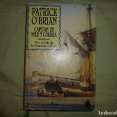 Libros de segunda mano - Capitán de mar y guerra: una novela de la Armada inglesa - O'Brian, Patrick ed edhasa tapa dura - 108810022