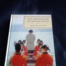 Libros de segunda mano: LOS MONSTRUOS DE SANTA HELENA. BROOKS HANSEN (UNICA OBRA TRADUCIDA DEL AUTOR DE 'THE CHESS GARDEN'). Lote 69811421