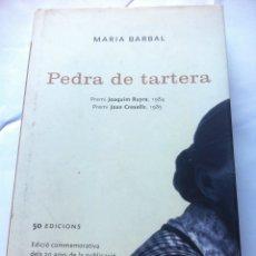 Libros de segunda mano: PEDRA DE TARTERA DE MARÍA BARBAL ES LA MAGRANA RBA EDICIÓ ESPECIAL. Lote 69842326