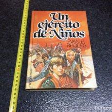 Libros de segunda mano: UN EJÉRCITO DE NIÑOS / EVAN H. RHODES. Lote 70154313