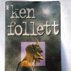 Libros de segunda mano: LOS PILARES DE LA TIERRA DE KEN FOLLET. Lote 70588989