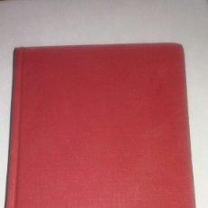Libros de segunda mano: ANTIGUO LIBRO