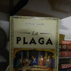 Libros de segunda mano: LA PLAGA - ANN BENSON - 1998. Lote 72299371