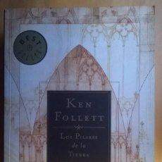 Libros de segunda mano: 1761-LOS PILARES DE LA TIERRA-FOLLET, KEN. Lote 72386555