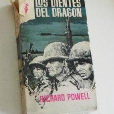 Libros de segunda mano: LOS DIENTES DEL DRAGÓN - LIBRO RICHARD POWELL - NOVELA HISTÓRICA - II GUERRA MUNDIAL - PACÍFICO RENO. Lote 76453635