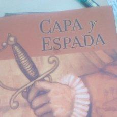 Libros de segunda mano: CAPA Y ESPADA DE FERNANDO FERNÁN GOMEZ. Lote 80077293