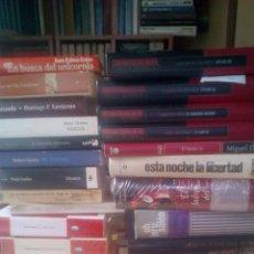 Libros de segunda mano: LOTE 32 LIBROS NOVELA HISTÓRICA. Lote 81901972