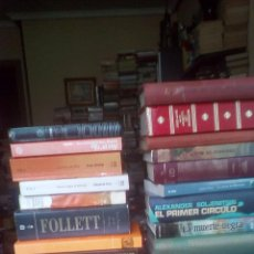 Libros de segunda mano: LOTE NOVELA HISTÓRICA. 28 LIBROS. Lote 82007076