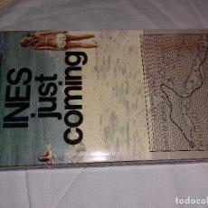 Libros de segunda mano: INES JUST COMING-ALFONSO GROSSO-COLECCION POPULARES PLANETA-1968. Lote 82130368