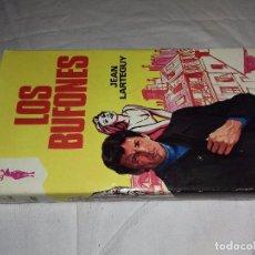Libros de segunda mano: LOS BUFONES, JEAN LARTEGUY, LIBROS RENO-EDICIONES GP-PLAZA&JANES. Lote 82150604