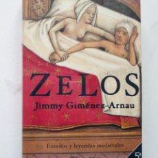 Libros de segunda mano: ZELOS JIMMY GIMÉNEZ - ARNAU ENREDOS Y LEYENDAS MEDIEVALES PLANETA FÁBULA NUEVO PRECINTADO. Lote 83055508