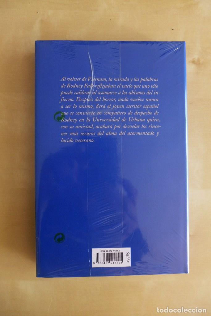 Libros de segunda mano: LA VELOCIDAD DE LA LUZ, JAVIER CERCAS, TAPA DURA, A ESTRENAR ESTA PRECINTADO, CIRCULO DE LECTORES - Foto 5 - 83398988