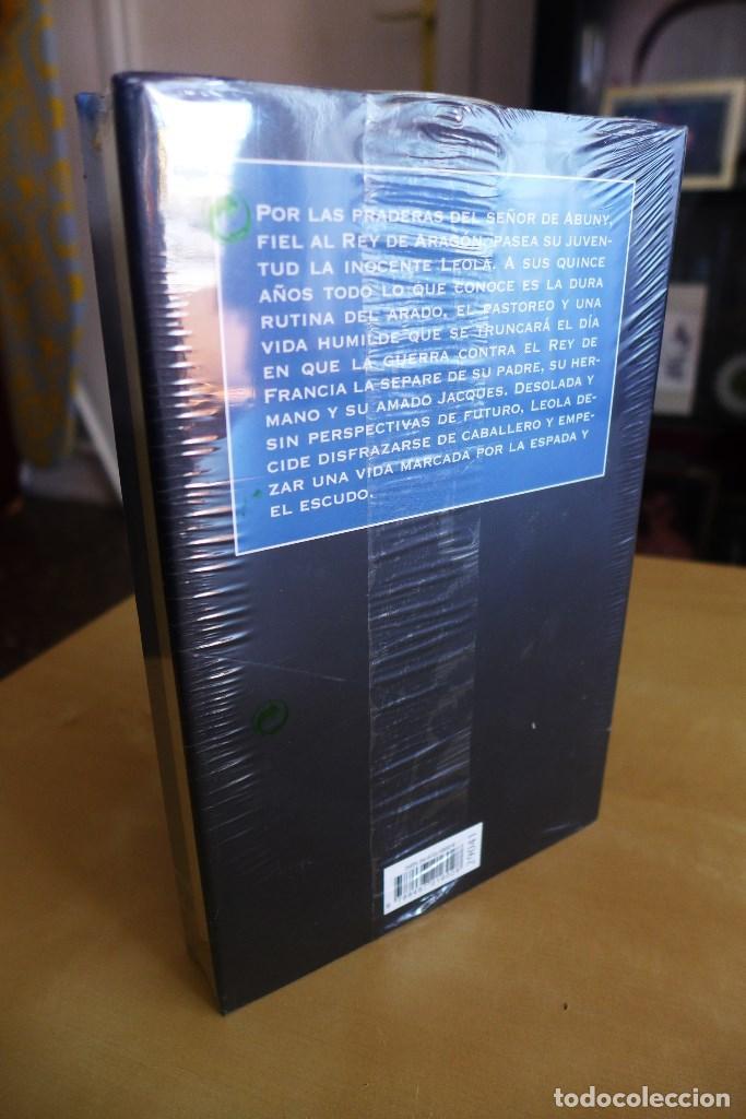 Libros de segunda mano: HISTORIA DEL REY TRANSPARENTE,ROSA MONTERO, TAPA DURA, A ESTRENAR PRECINTADO,CIRCULO DE LECTORES - Foto 2 - 83400068